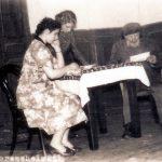 Die verlorene Heimat, aufgeführt im Saal Kammels 1957/58