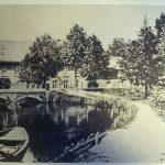 Blick auf die Lüttelforster Mühle